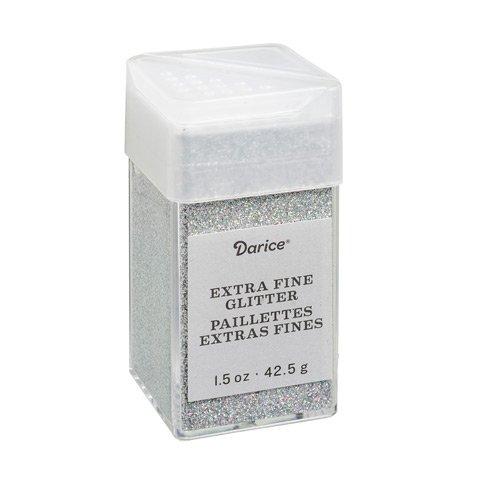 extra fine glitter silver - 6
