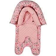 Disney Minnie Mouse Baby Girls Infant Head Support for Car Seats, Strollers & Bouncers Print, Floral (GS71383)