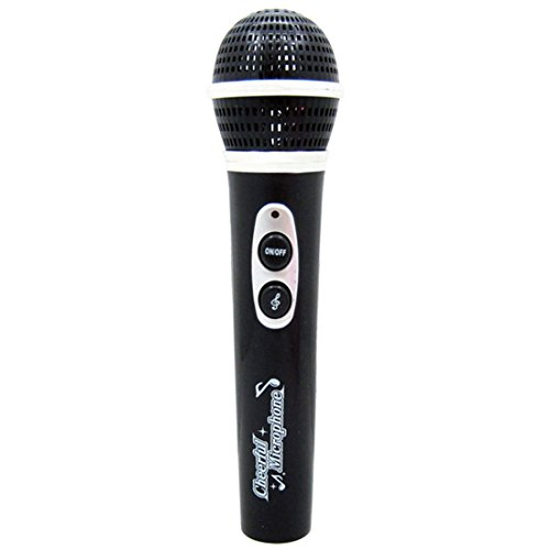 Teckpeak Kinder Funkmikrofon Karaoke Mikrofon Karaokemaschinen Spielzeug