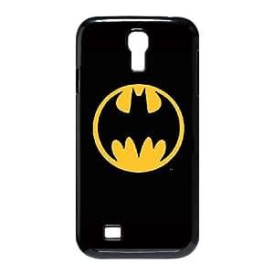 Batman Logo plastic funda Samsung Galaxy S4 9500 cell phone case funda black cell phone case funda cover ALILIZHIA12734
