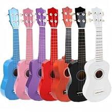 Bheema Beginners Ukulele Uke Mahalo Soprano Musical Instrument Child Adult - Blue