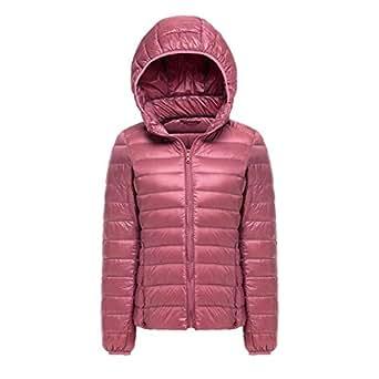 Micca Bacain Brand 90% White Duck Down Jacket Women Autumn