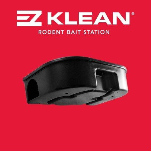 E-Z Klean Rat Bait Stations-12 Stations by E-Z Klean