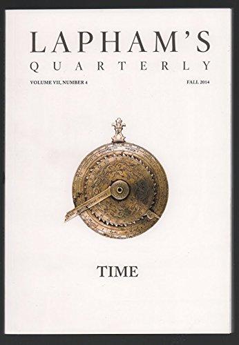 LAPHAM'S Quarterly - TIME - Fall 2014.
