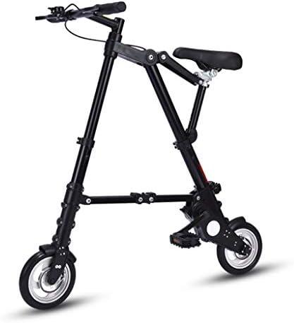 折りたたみ自転車ポータブルミニ合金フレームシングルスピード3色