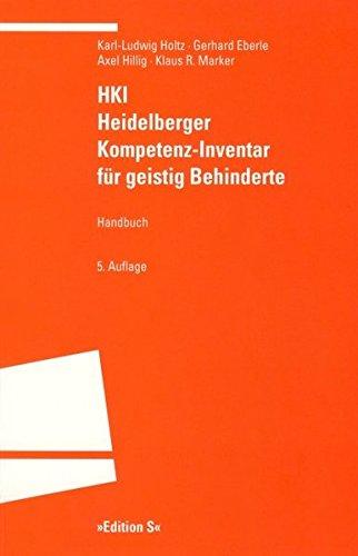HKI – Heidelberger Kompetenz-Inventar für geistig Behinderte (Programm