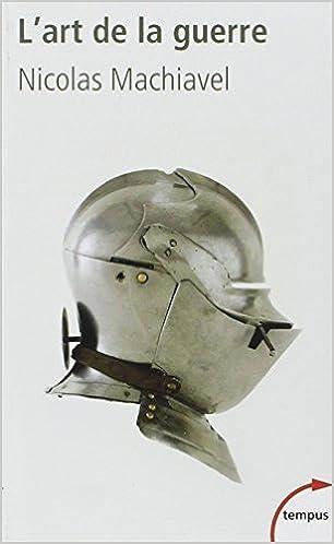 Amazon.fr - L'art de la guerre de Nicolas MACHIAVEL, Jean-Yves BORIAUD  (Traduction) ( 12 mai 2011 ) - - Livres