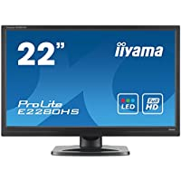 ProLite E2280HS-1 - LED-Monitor - 54.6cm/21.5