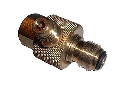 Throttle Body Shop TBS 10320 TBI fuel pressure tap adapter 7/16 thread