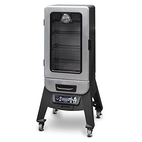Pit Boss Grills 77232 Digital Vertical Electric Wood Smoker, 3.2 by Pit Boss Grills (Image #1)