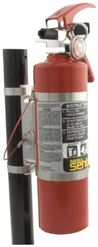 Allstar Performance ALL10510 2.5 lbs Quick Release Fire Extinguisher Bracket