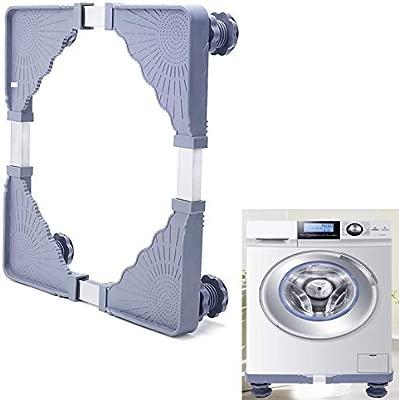JOEPET Soporte de refrigerador Ajustable, portátil, Soporte para ...