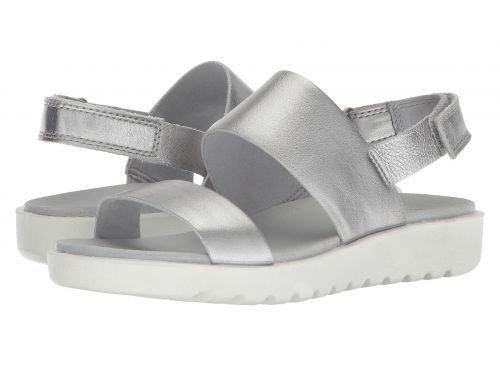 ECCO(エコー) レディース 女性用 シューズ 靴 サンダル Freja Classic Sandal - Silver [並行輸入品]
