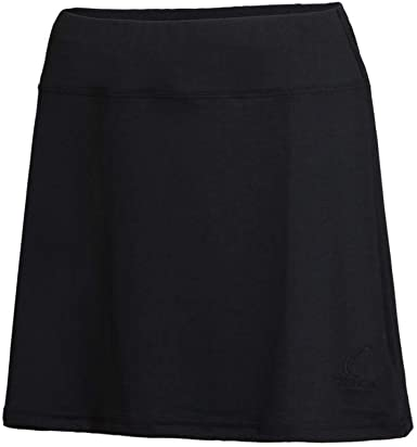 Medium Small Large XL Performance Black Tennis Skirt Cruise Control Gear XS