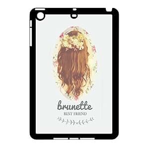 GTROCG Floral Brunette Blonde Best Friend Matching Couple Phone Case For iPad Mini [Pattern-6]