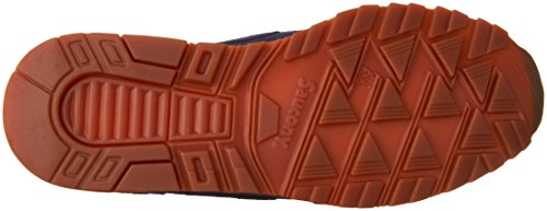 Saucony Originelen Mens Schaduw 5000 Fashion Sneaker Marine