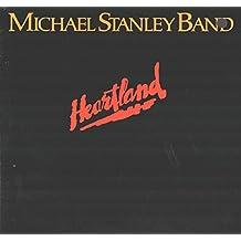 Michael Stanley Band: Heartland LP VG++/NM Canada EMI America SW-17040