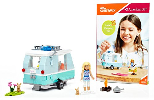 Mega Construx American Girl Lanie's Camping Trip Building Set