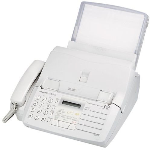 Sharp UX-510A Plain-Paper Fax Machine by Sharp