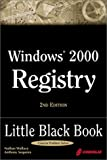 img - for Windows 2000 Registry Little Black Book, 2nd Ed. book / textbook / text book