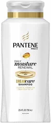 Pantene Pro-V Daily Moisture Renewal Hydrating Shampoo, 25.4 FL OZ