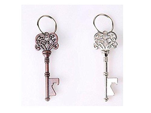 skeleton keychain bottle opener - 1