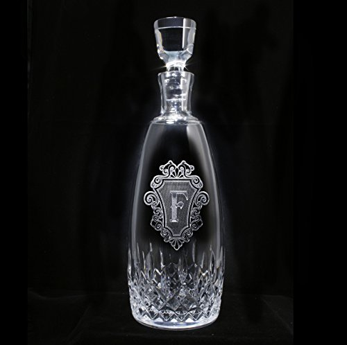 Lismore Decanters (Waterford Crystal Lismore Decanter, Whiskey, Wine, Bourbon Scotch)