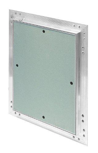 MKK-SHOP KRAL13 - Tapa (400 x 600 mm, pladur, 12,5 mm, marco de aluminio), color verde menta