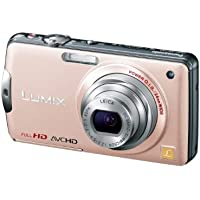 Panasonic LUMIX FX700 DMC-FX700-N Pure Pink Gold