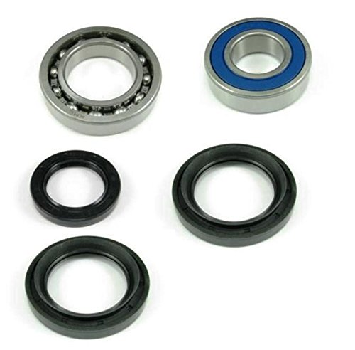 Rear Axle Wheel Bearing Seal Kit Yamaha YFM 250 BearTracker Big Bear Bruin CRU Products