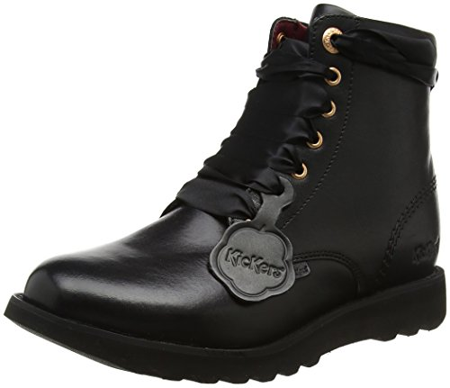 Femme LTHR AF Kickers Boot Lite Bottes xEqw7Xf