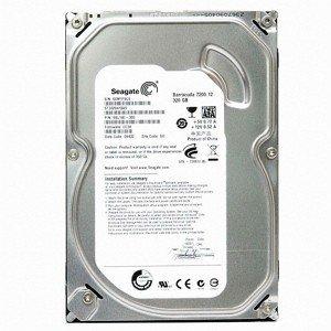Seagate SATA Internal Desktop Hard Drive 320 GB Storage Capacity <span at amazon