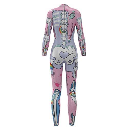 Sexy Yoga Lunga Femminile Pantaloni Yhnujmik Flessibili Manica Stampa Stretto Moda Sportivo Abbigliamento Tuta Fitness wHx56q4U