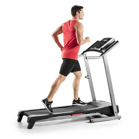 Weslo Cadence R 5.2 Folding Electric Treadmill with iFit Coach Technology