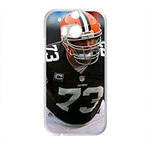 Cleveland Browns Joe Thomas Phone Case for HTC M8