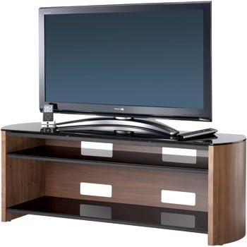 Chapa de madera auténtica soporte para televisores pantallas de hasta 60