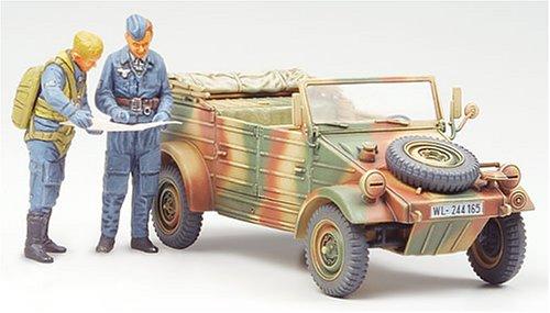 (Tamiya German KubelwagenHobby Model Kit)