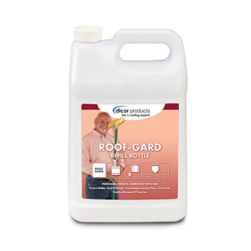 Dicor Rubber Roof Cleaner - Dicor Corporation RP-RG-1GL Rubber Roof Protectant Gallon