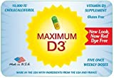 Maximum D3 10,000 IU Review