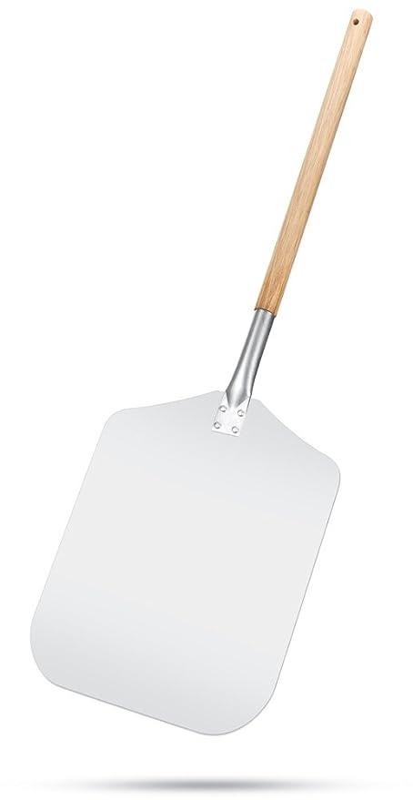 G.a HOMEFAVOR Pala para Pizzas Fabricada en Aluminio DE 30.5 cm x ...
