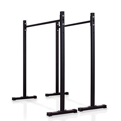 Marbo Sport Dip Exercise Station Stand Self Standing Dipping Machine