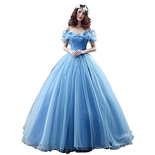 Cinderella Prom Dress: Amazon.com
