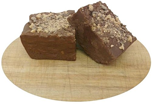 Home Made Creamy Chocolate Heath Fudge- 1 Lb Box -