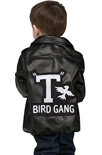 T-bird Gang Toddler Jacket (Large 3T-4T)