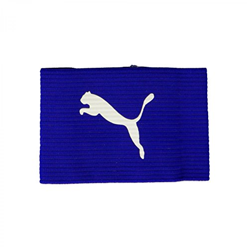 Puma Kapitänsbinde Captains Armband 050011 One Size Dark Blue