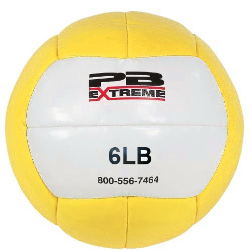 Perform Better Extreme Soft Toss Medicine Ball, 6lb