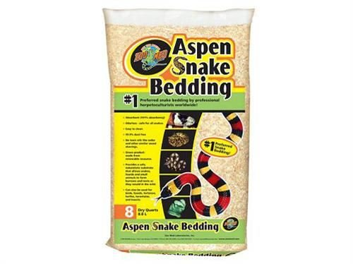 (2 Pack) Zoo Med - Aspen Snake Bedding