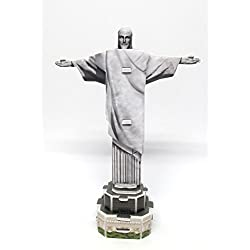 Mini 3D Puzzles Architecture Corcovado Mountain Easy for Baby 3 Years and more Mini Size 5.1 x 2