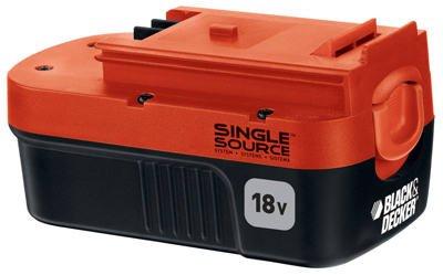 Black & Decker HPB18-OPE 18-Volt Power Tool Battery Pack