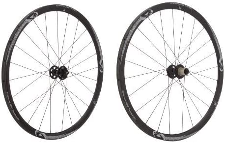 4ZA Cirrus Pro Carbon T30 UD Finish Shimano/Sram 11 Speed Disc Brake Tubular Wheelset, Rim Height 30mm/Rim Width 25mm by Ridley Bikes: Amazon.es: Deportes y aire libre